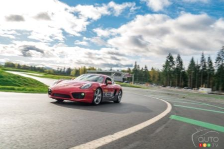 Continental and the Vancouver Island Motorsport Circuit