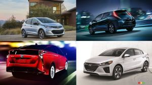 2017 Hybrid and Electric Car Guide