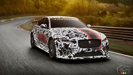 The most extreme Jaguar ever is coming soon!