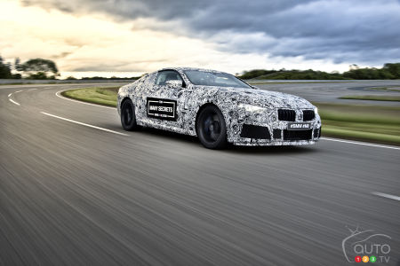 BMW M8 Confirmed, Too; Watch This Teaser!