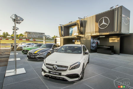 Mercedes and 50 Years of AMG: 3 Videos, 3 Reviews