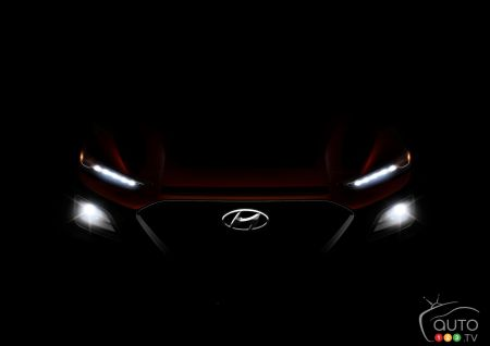 Hyundai Kona: A First Look on Video