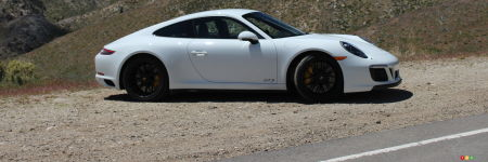 2017 Porsche 911 GTS, the Best Sports Car Out There?