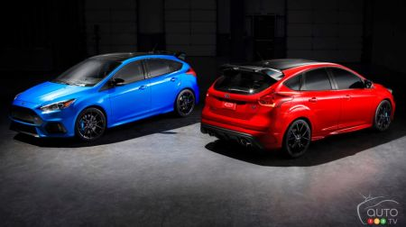 Ford Focus RS to Bow Out With a Limited Edition