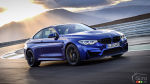 Pulse-Raising Images and Details of the 2018 BMW M4 CS
