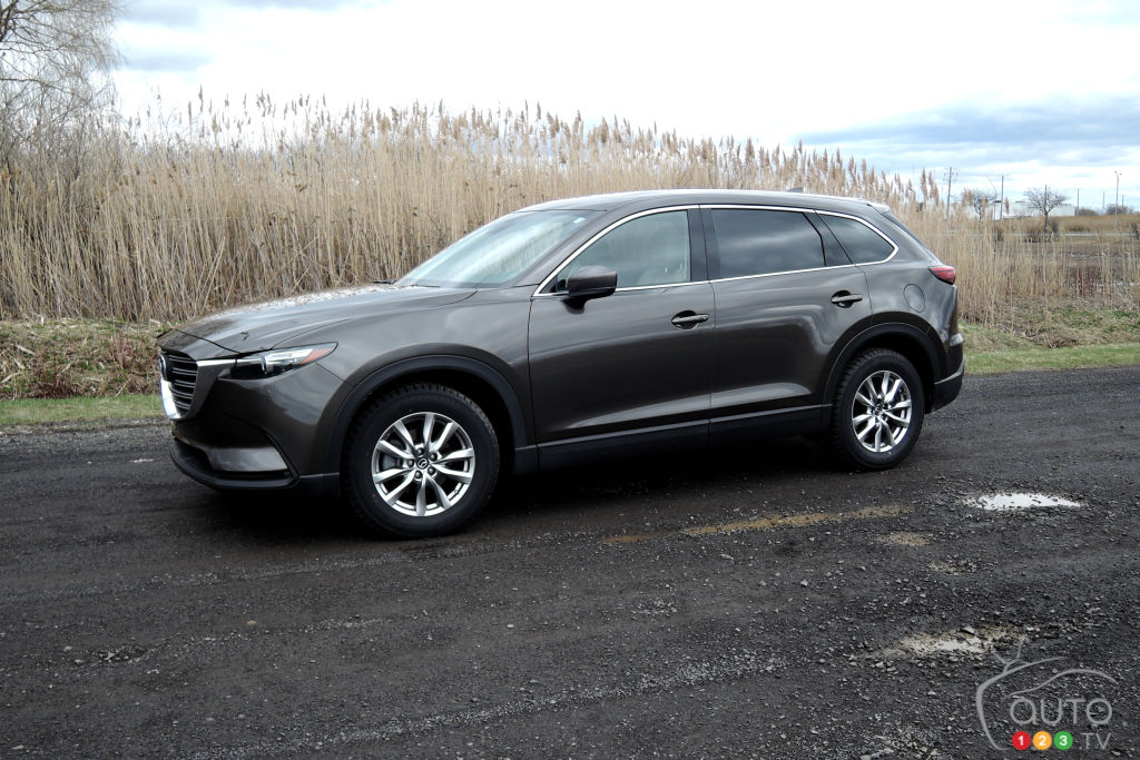 Fall, Winter And Spring In The 2017 Mazda CX 9