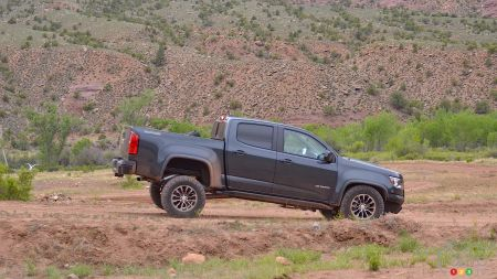 Chevrolet Colorado ZR2 2017 : le grand saut