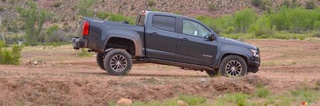 2017 Chevrolet Colorado ZR2: The Big Leap