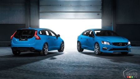 Record Sales for Volvo's Polestar Division
