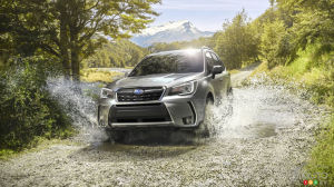 2018 Subaru Forester Returns With More Features, Same Prices
