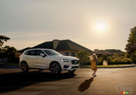Very Touching Clip of 2018 Volvo XC60 Shows the Human Side of Safety