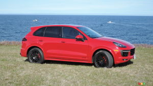 Porsche Macan and Cayenne: Two Legendary SUVs on the Legendary Cabot Trail