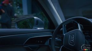 New Audi A8 to Park Itself While You're Away; Watch!
