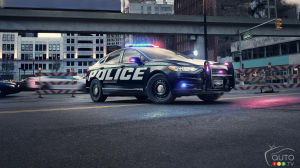 The Evolution of Ford Police Cars Since 1950