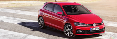 Meet the New Volkswagen Polo; Too Bad it Still Won't Cross the Atlantic!