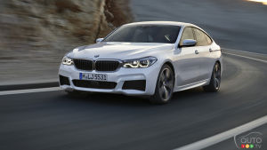 New BMW 6 Series Gran Turismo: Joy of the Open Road