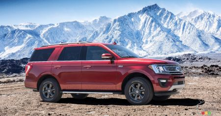 Take Your New Ford Expedition Further With FX4 Off-Road Package
