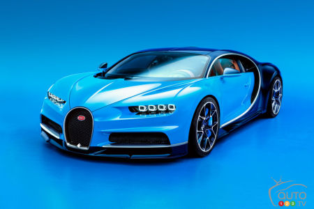 Bugatti Chiron: Extreme Tires For an Extreme Car