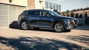 Award-winning 2017 Mazda CX-9 Sets Itself Further Apart