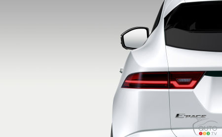 Jaguar Announces New Compact SUV, the E-PACE
