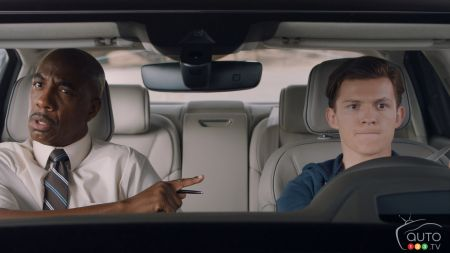 L'Audi A8, l'intelligence artificielle et Spider-Man : 2 clips à voir