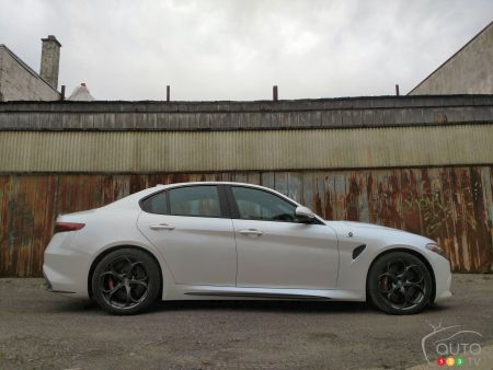 2017 Alfa Romeo Giulia Quadrifoglio: Too Much For Its Own Good
