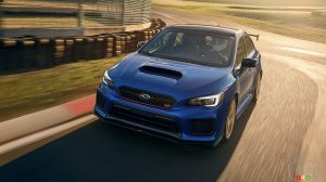 2018 Subaru WRX STI and BRZ Offer Limited-Edition Models