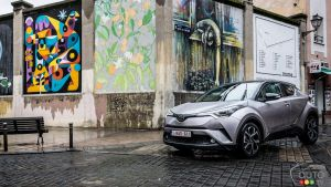 Toyota C-HR and the Spirit of Urban Flow, a Visual Masterpiece