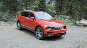 Now At Dealerships 2018 Volkswagen Tiguan Better Suited To Our Needs