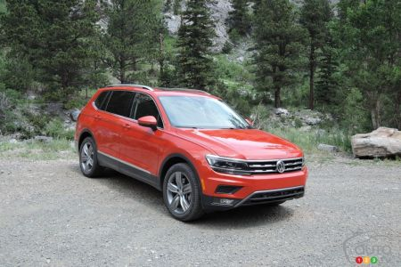 Now at dealerships: 2018 Volkswagen Tiguan: Better Suited to our Needs