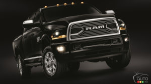 Meet the Most Luxurious Ram Truck Ever Made
