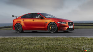 Latest Jaguar a True Road Rocket!