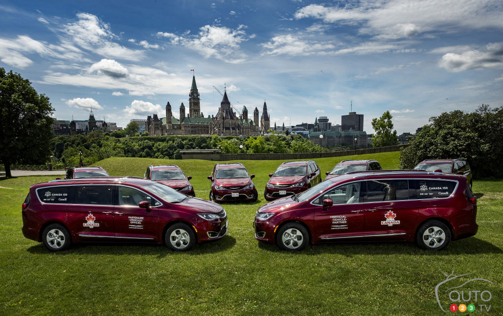 Canada Day: Paying Tribute to All Canadian-Made Cars