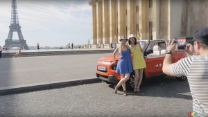 French National Day: Going to Paris? Rent an Electric Citroen!