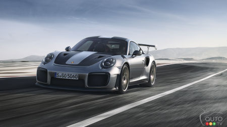 This is the Most Powerful Porsche 911 Ever Made