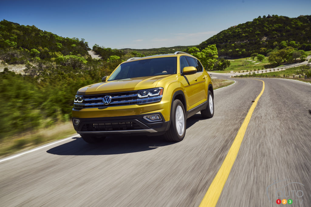 2018 Volkswagen Atlas: German Engineering In Service of North American Families