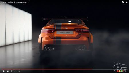 From the Jaguar XE to the SV Project 8: See the Transformation Process
