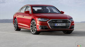 Behold the All-New 2019 Audi A8 With Artificial Intelligence and Hybrid Drive