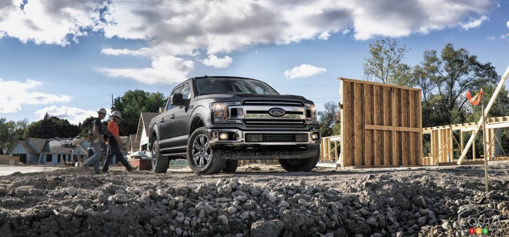 Ford F-150 et Expedition 2018 : des moteurs plus performants et économes