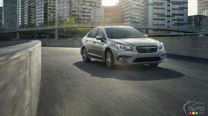 2018 Subaru Legacy and Outback Prices Announced