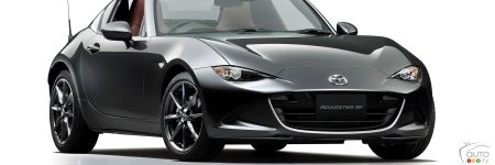 Mazda MX-5 RF: Boutique Styling, Unique Pleasure
