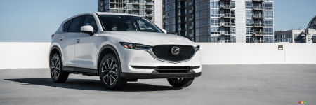 Mazda is the Safest Car Brand in 2017 According to IIHS
