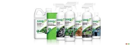 Sanszo Waterless Car Wash Reviews