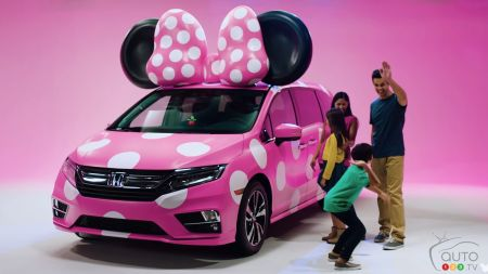 Honda Odyssey, Chrysler Pacifica Make Kids Very Happy