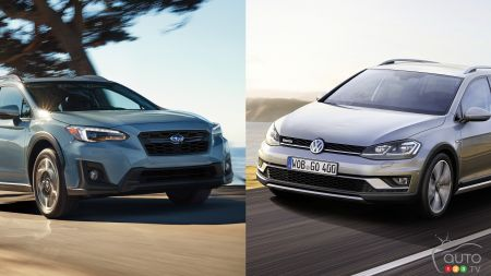 2018 Subaru Crosstrek vs 2017 Volkswagen Golf Alltrack: What to Buy?