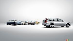 Volvo Wagons, a Classic for Summer and Around the Cottage
