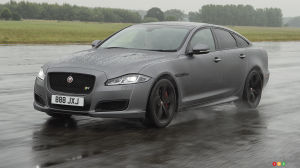 New 2018 Jaguar XJR575 Unveiled… at 300 km/h!