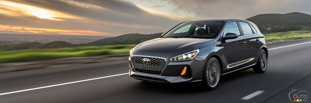 2018 Hyundai Elantra GT Available Now; We Have Pricing Details