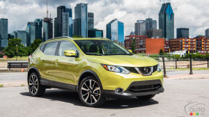 10 Reasons to Buy a Nissan Qashqai