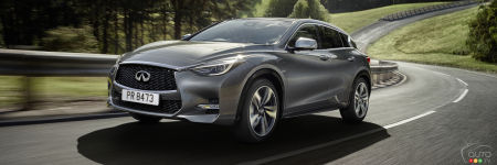 INFINITI: Using Design to Forge an Identity